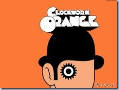clockwork orange artwork.