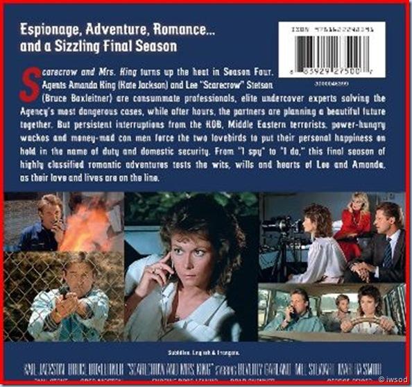 Season 4 back cover