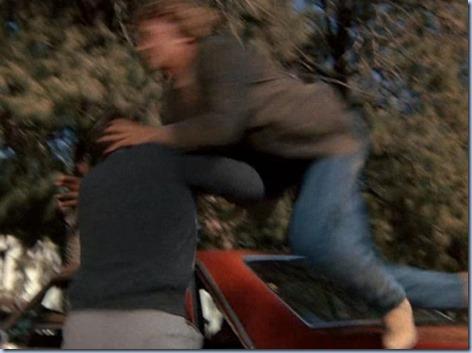 Lee saves Amanda 2