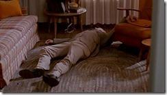 dead guy in brown