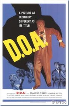 DOA movie poster