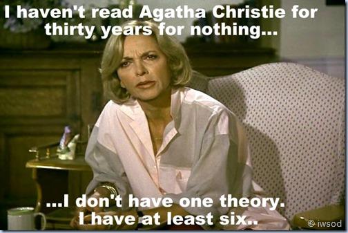 Agatha Christie theories