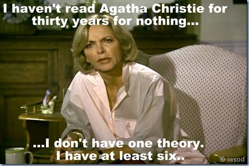 Agatha Christie theories
