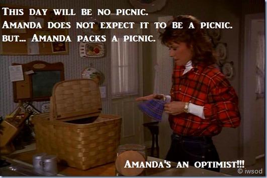 no picnic!